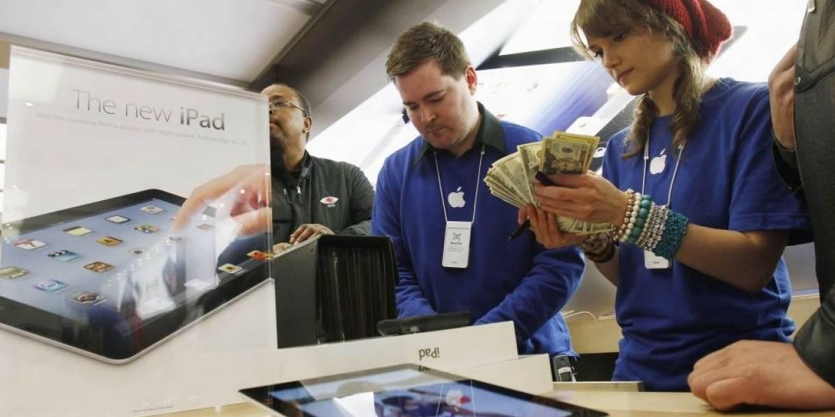"""Tim Cook y las ventas del nuevo iPad: """"Tuvimos un fin de semana récord"""" [actualizada]"""