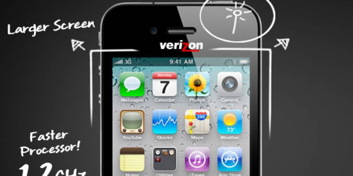 Futurología: Apple estaría trabajando en un nuevo iPhone con otro tipo de antena
