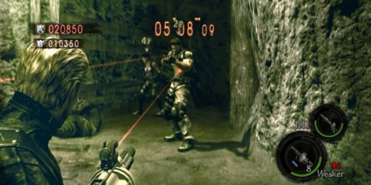 Disponible nuevo modo para Resident Evil 5