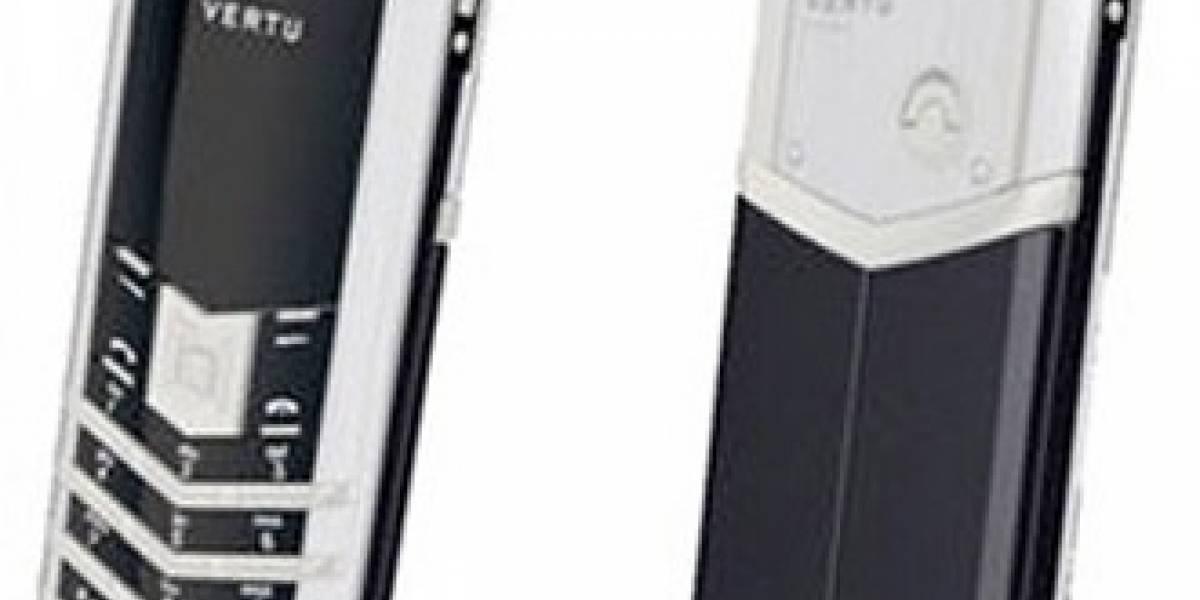 Vertu y su nuevo móvil 3G (seguro hará llorar a tu billetera)