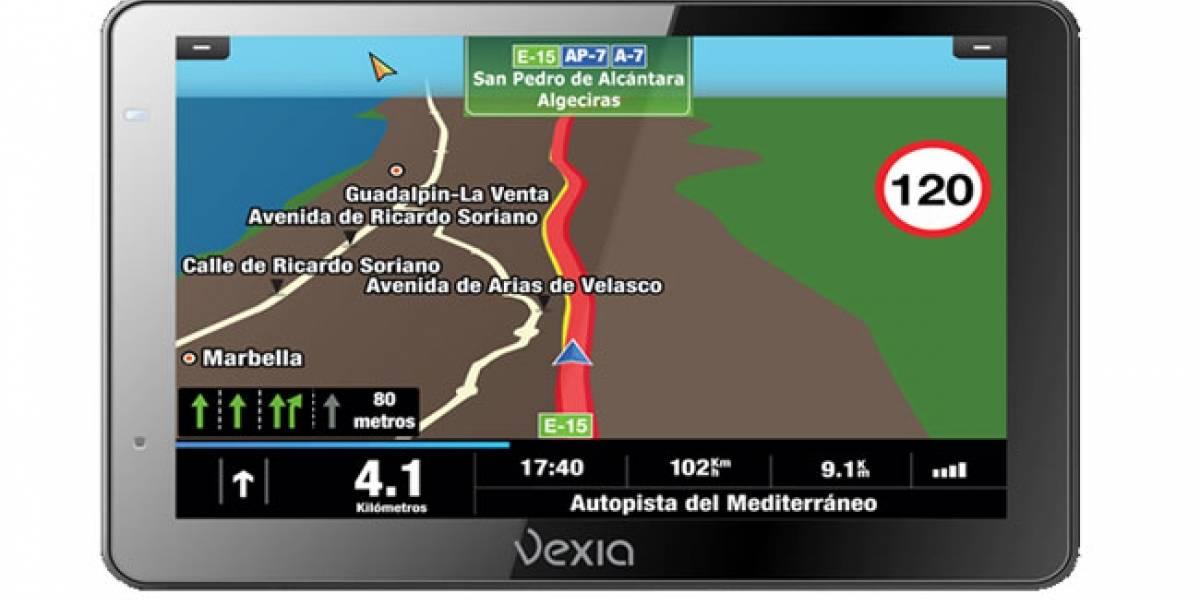 Vexia Navlet: Dos nuevas tablets-GPS con sello español