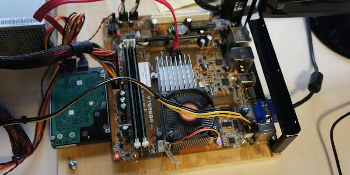 VIA QuadCore L4700 vs AMD Fusion E-350