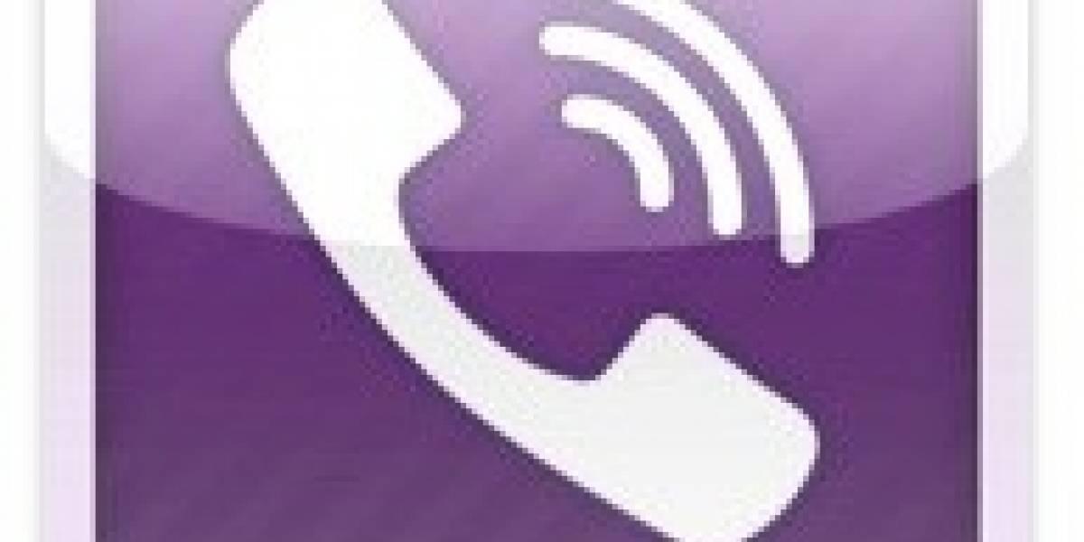 Actualizan la aplicación Viber para iPhone con SMS gratis