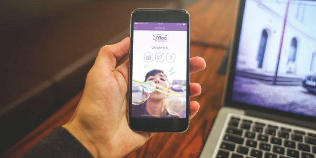 Viber habilita el cifrado de mensajes de extremo a extremo