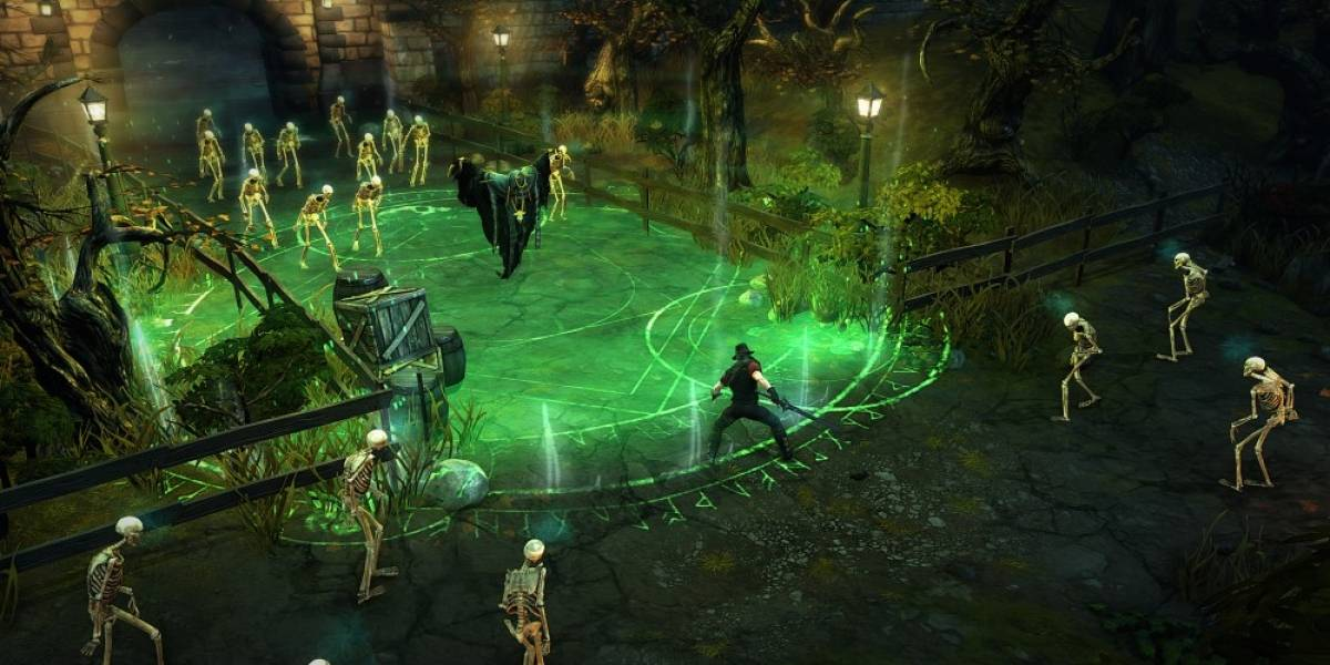 Victor Vran llega a Steam Early Access