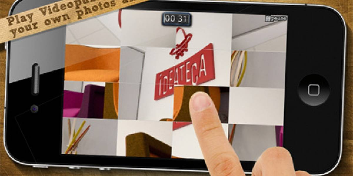 Videopuzzle! gana la AppCircus Madrid 2011