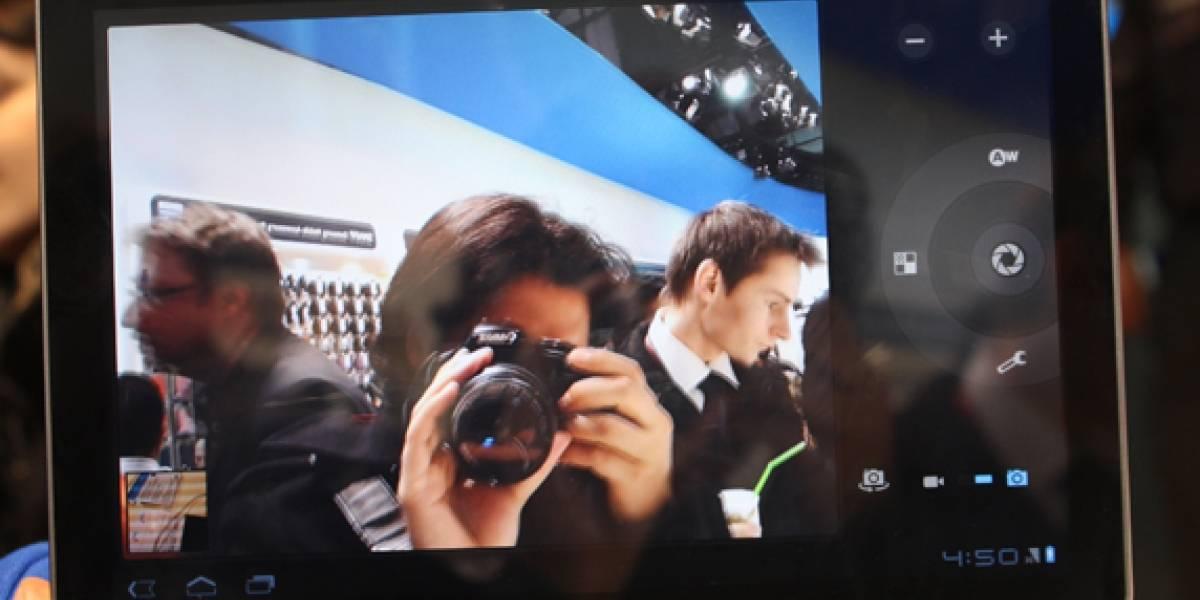 MWC2011: Videos y breve comentario de la Xoom, Flyer, PlayBook y Galaxy Tab 10.1