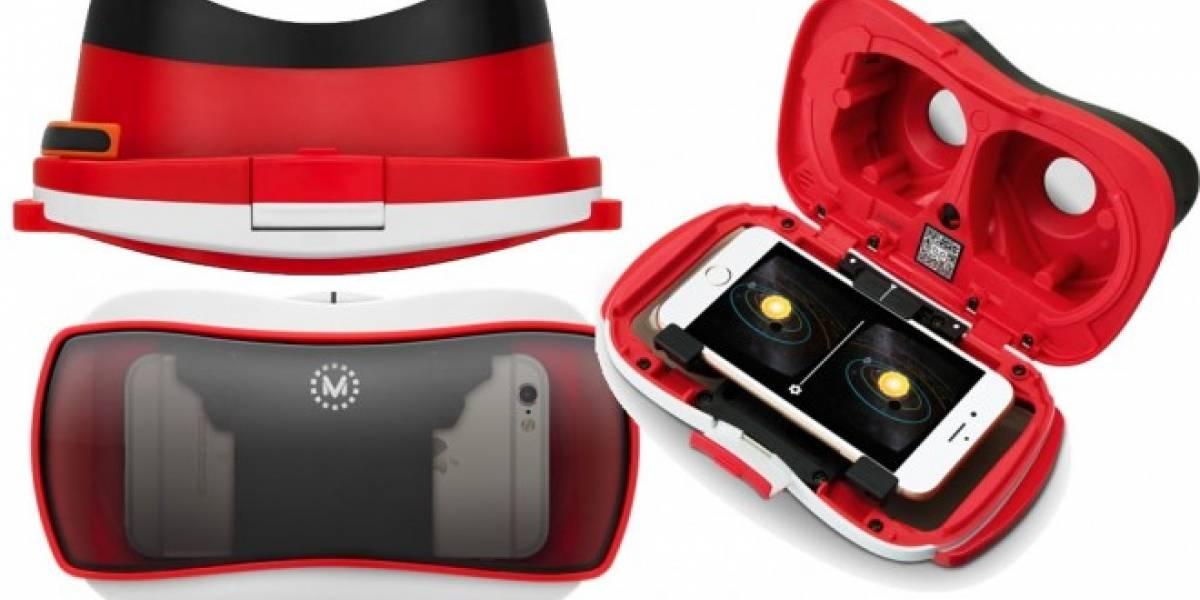 View-Master lanza su visor de Realidad Virtual para iPhone