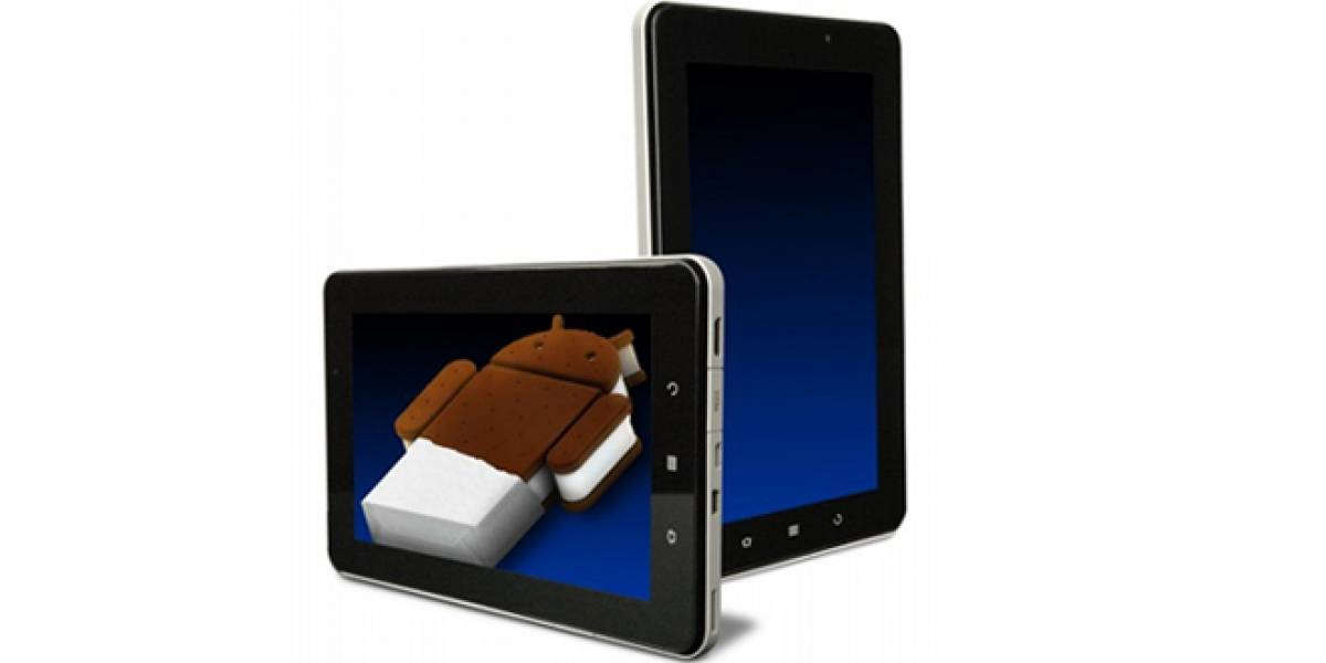 CES 2012: ViewSonic anuncia tablet ViewPad E70