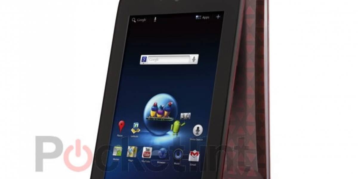 ViewSonic ViewPad 7x, un pequeño gigante