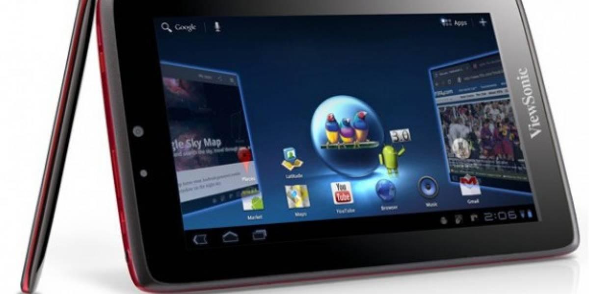 ViewSonic presenta el ViewPad 10Pro con un procesador Intel Oak Trail