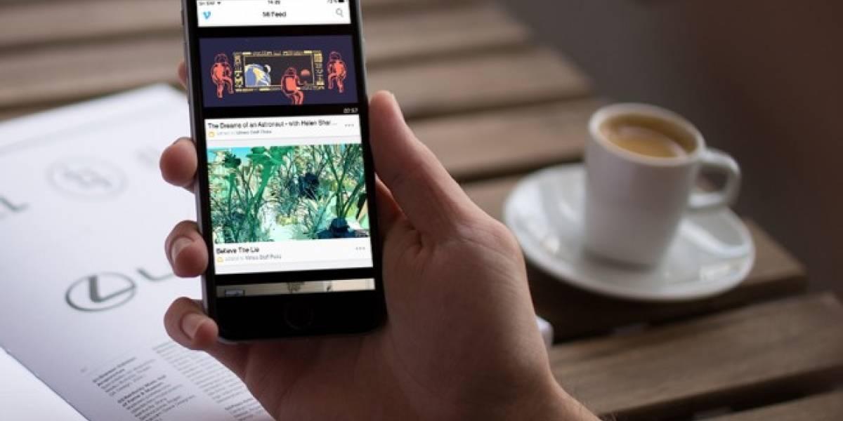 Vimeo habilitará la carga y reproducción de videos 4K a todos sus usuarios