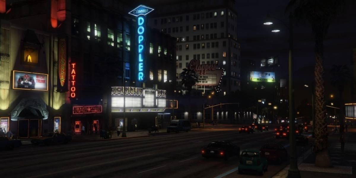 Digital Foundry y las diferencias de GTA V en Xbox One y PS4
