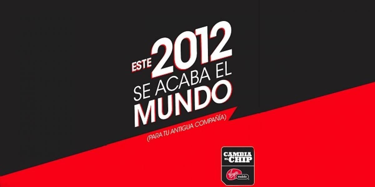Virgin Mobile comienza a marcar presencia en Chile