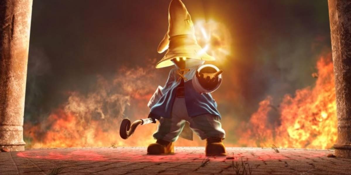 Así se juega Final Fantasy IX en los dispositivos móviles