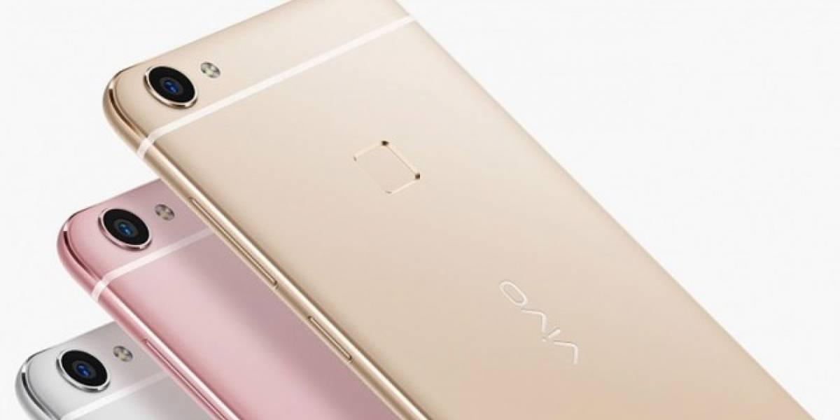 Vivo lanza sus nuevos X6 y X6Plus