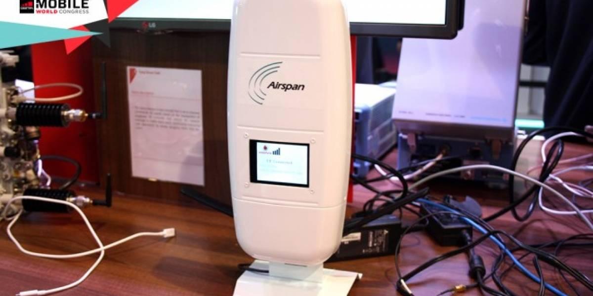 Estas son las miniceldas 4G que te darán conexión en grandes eventos #MWC15