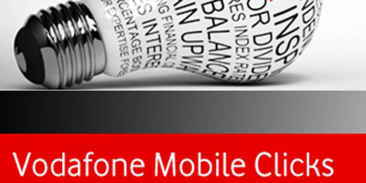 Vodafone busca la mejor 'start-up' de Internet móvil