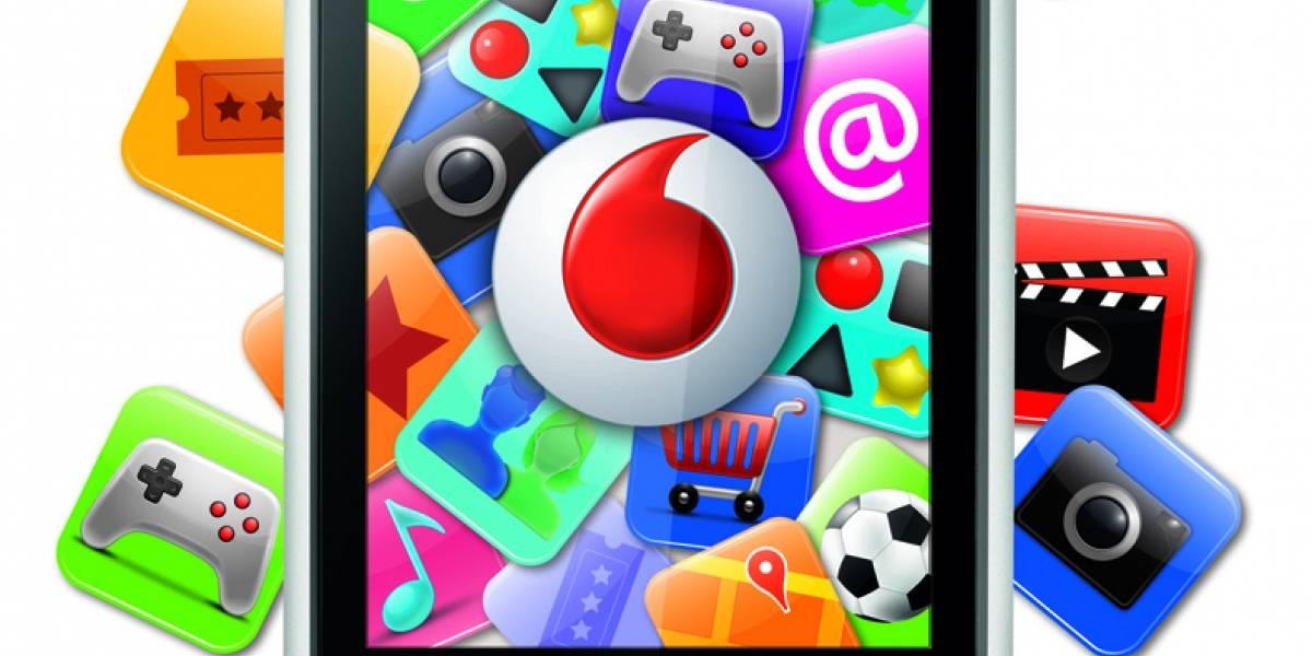 España: Vodafone Smart, smartphone Android de prepago