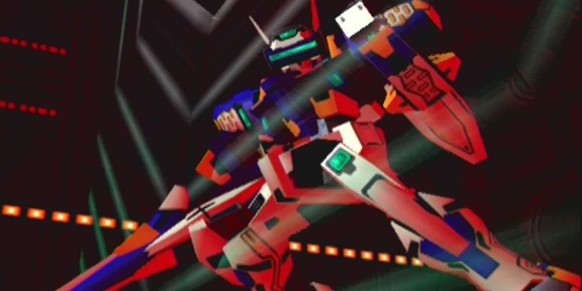 Virtual On Oratorio Tangram llegará a Xbox Live Arcade