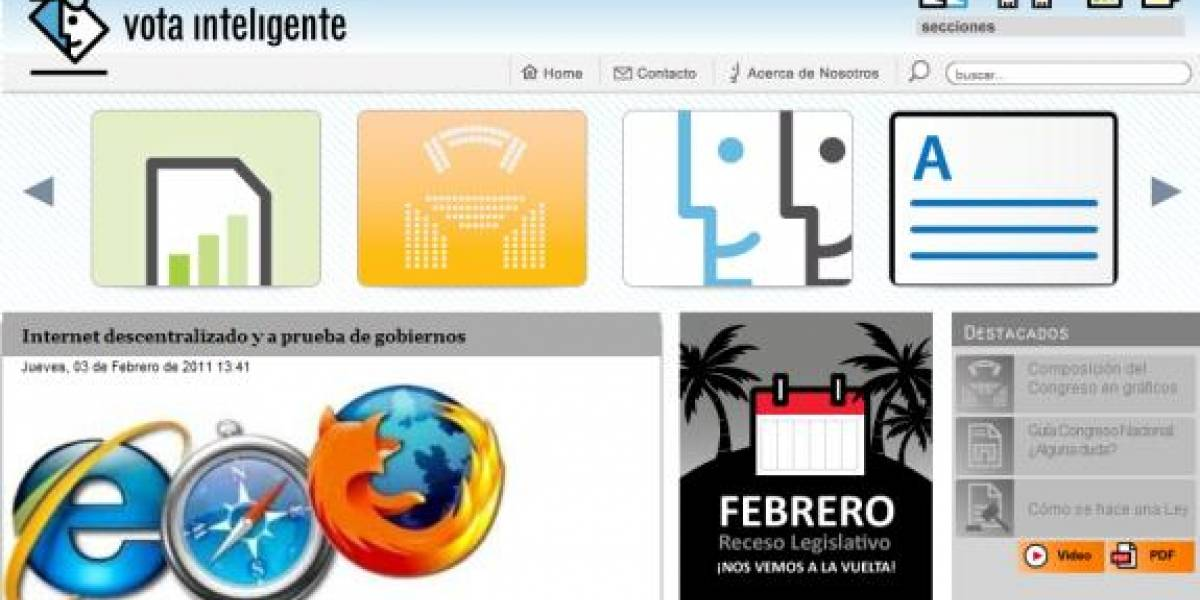 Entrevista a Felipe Heusser, director de Vota Inteligente (Pt. I/III)