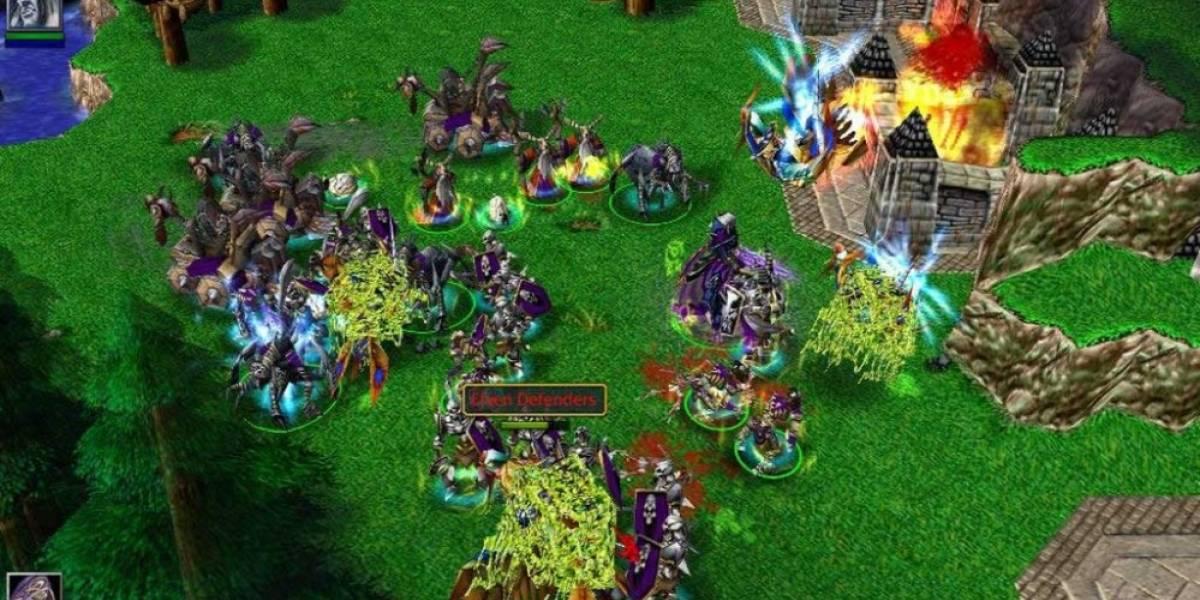 Atención modders: Blizzard liberará archivos de Warcraft III para ser usados en StarCraft II