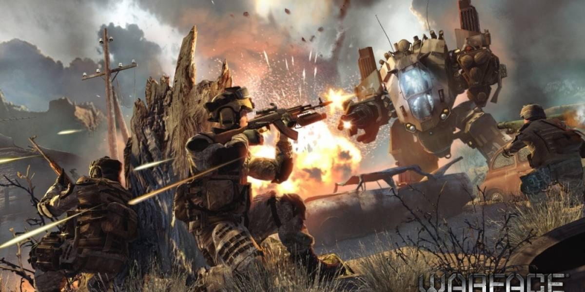 Crytek anuncia el cierre de Warface en Xbox 360