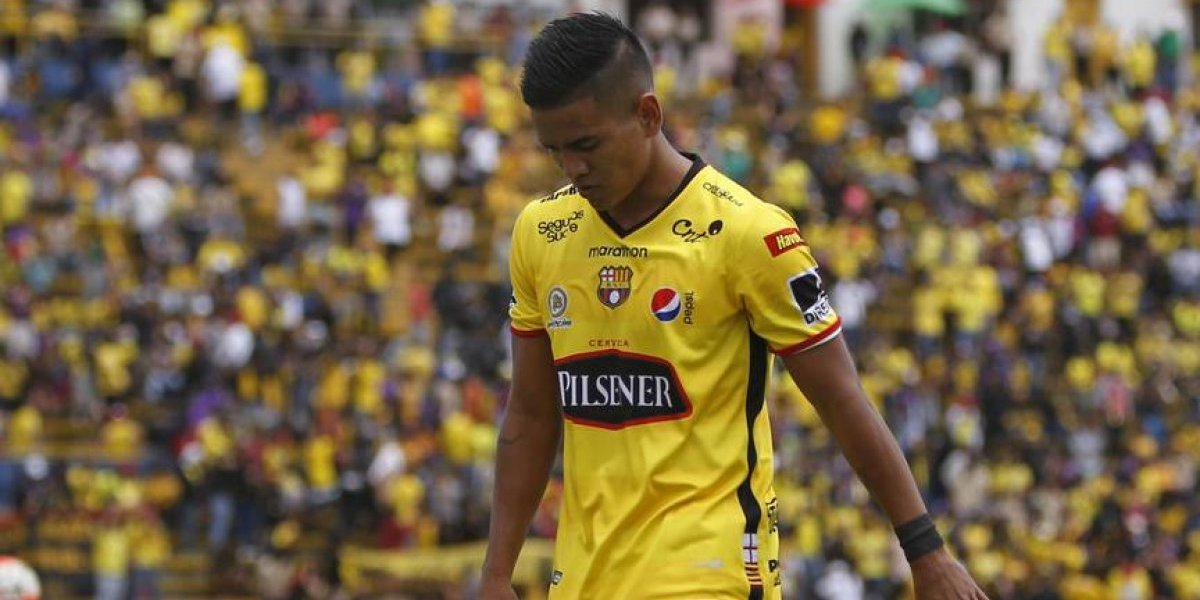Washington Vera no jugaría en Liga de Quito