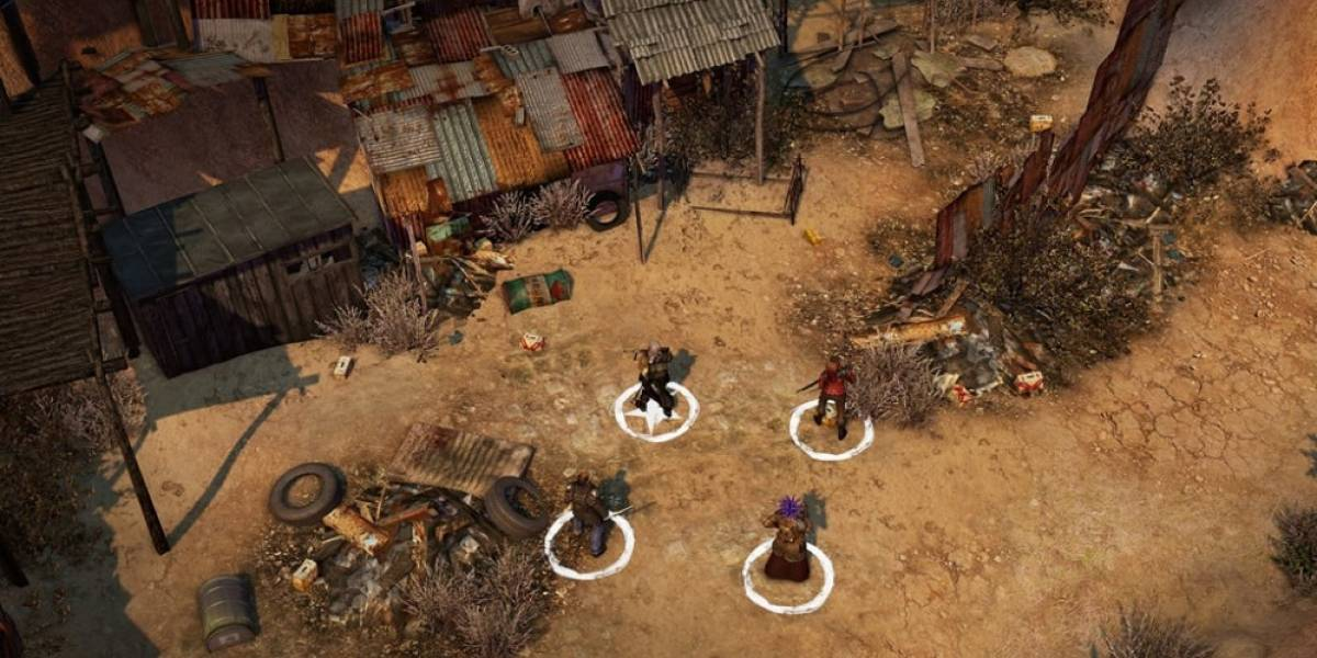 Wasteland 2 llegará a PS4 y Xbox One