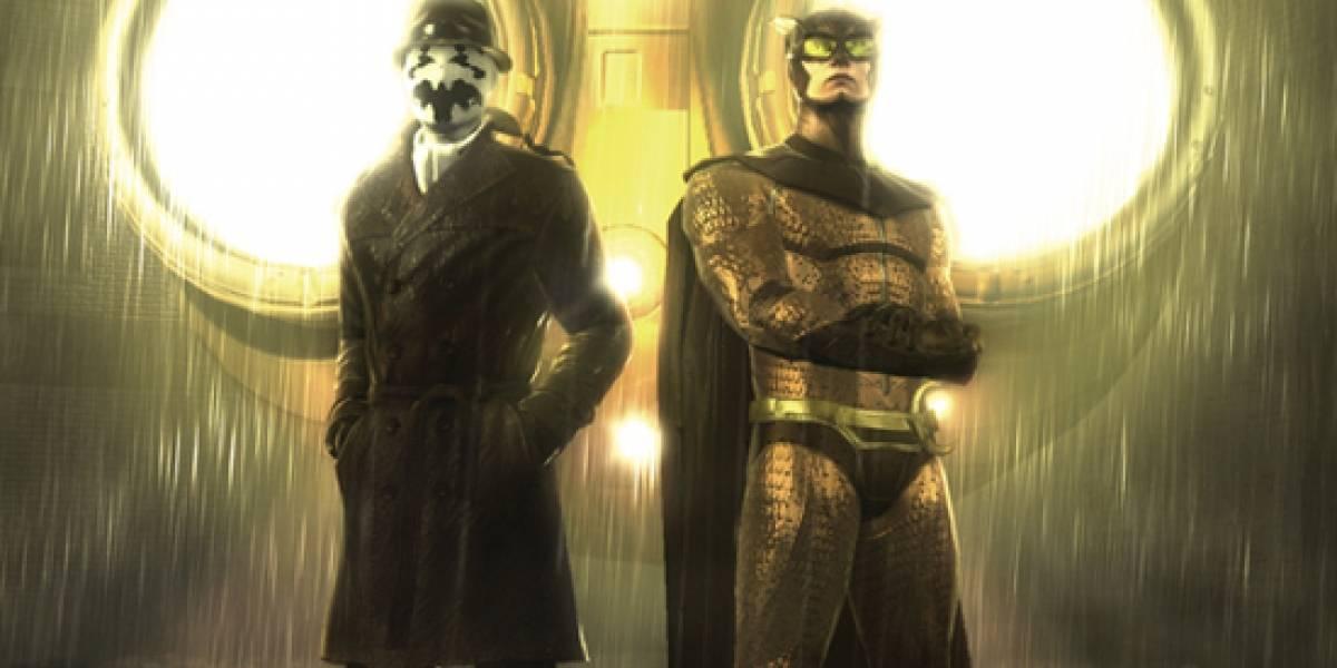 Los juegos de Watchmen se pondrán a la venta en disco