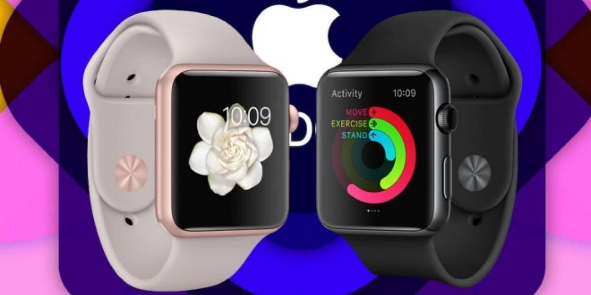 Scribble para WatchOS 3 te dejará escribir texto desde tu Apple Watch
