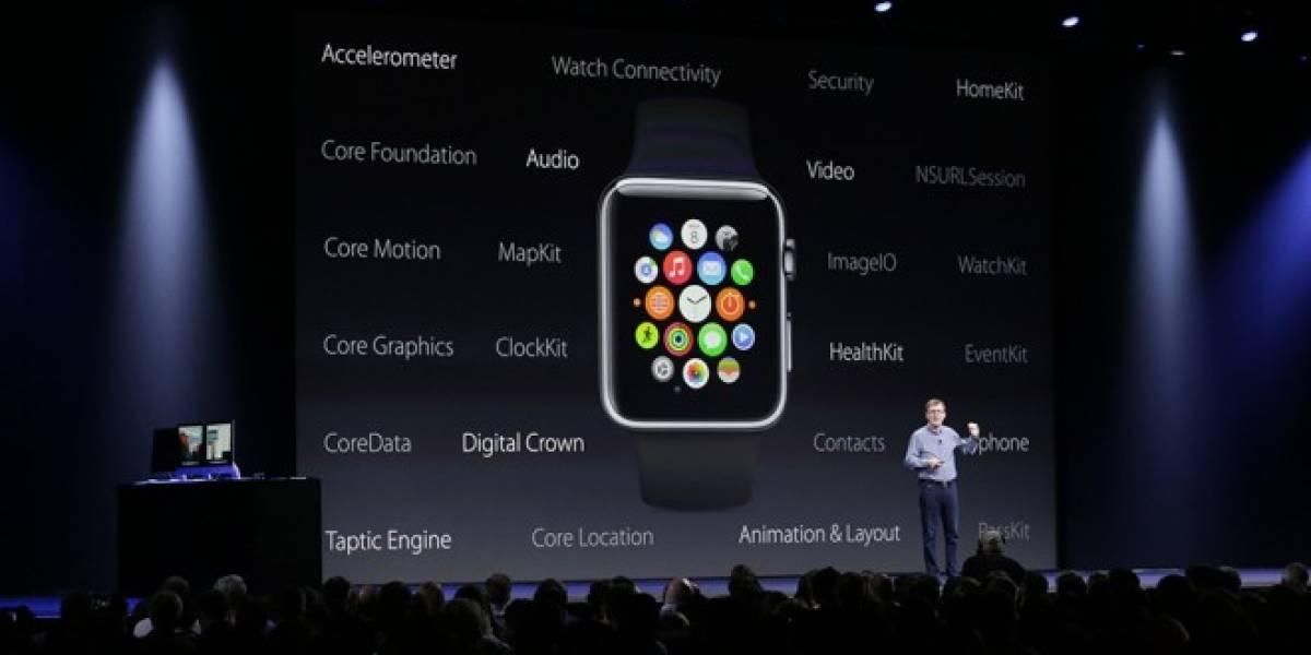 WatchOS lanza su segunda versión para el Apple Watch #WWDC2015