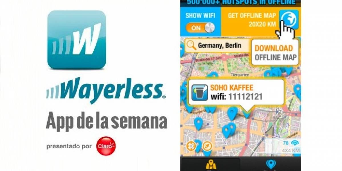 WiFi Map Pro: Averigua la contraseña Wi-Fi de lugares públicos
