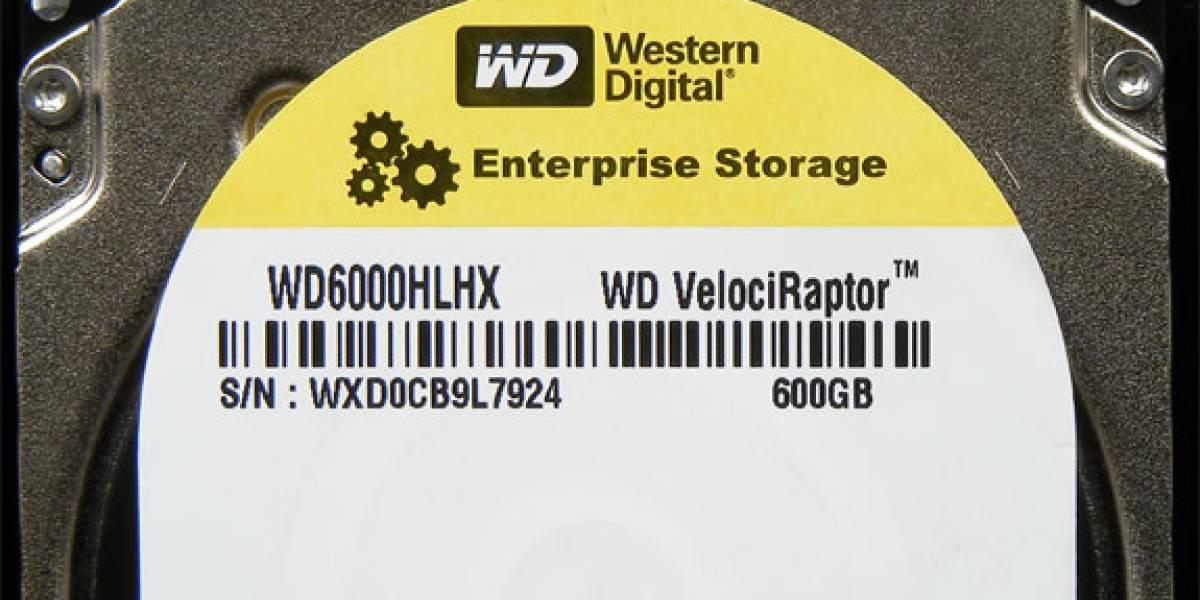 Western Digital VelociRaptor 600GB SATA 3.0