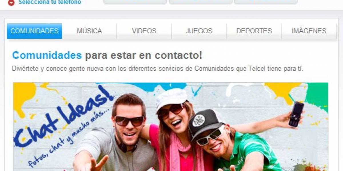 México: Telcel tiene nuevo portal