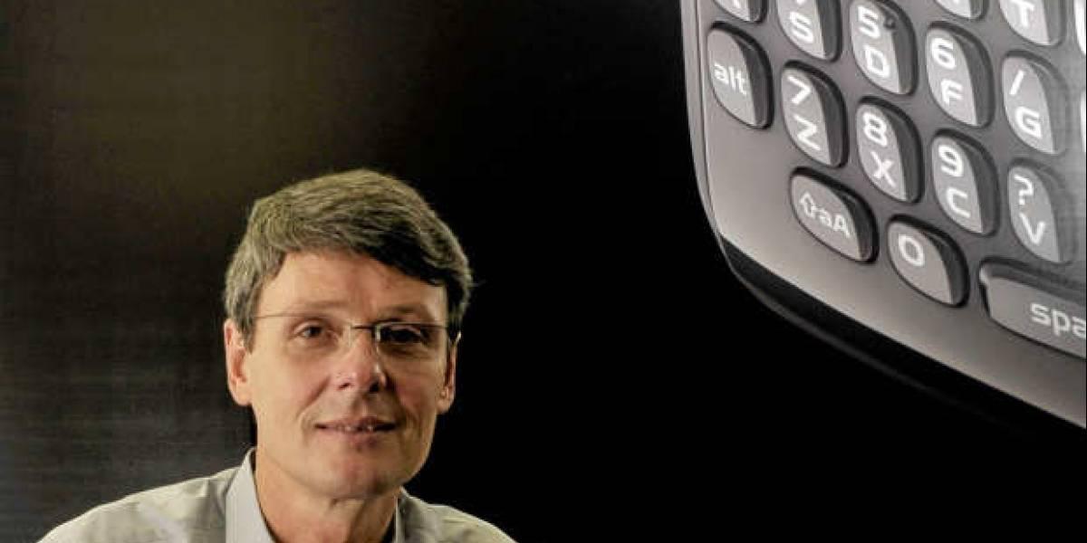 Este es Thorsten Heins, el nuevo CEO de RIM