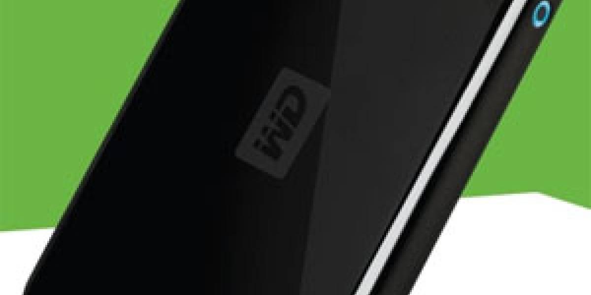 Western Digital presenta su disco portátil Passport de 320GB