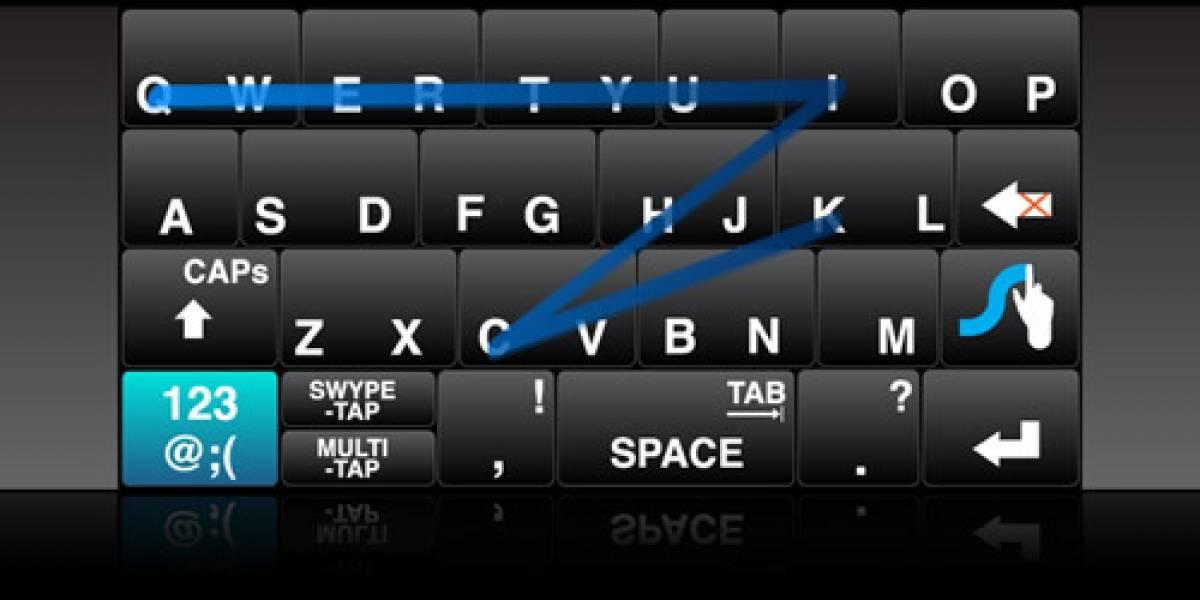 Nokia lanza Swype para Symbian^3 en la Ovi Store