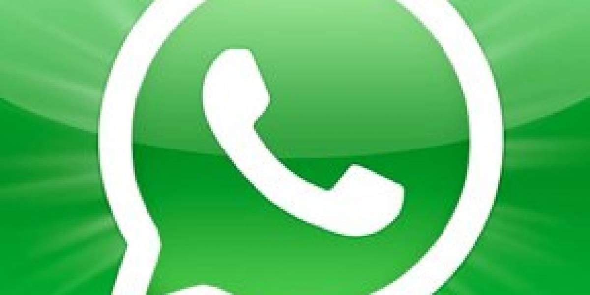 Una más: WhatsApp filtra info de usuarios
