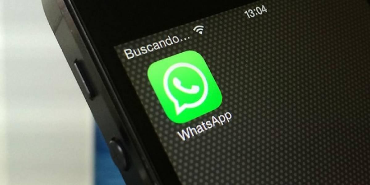 Descubren como inutilizar WhatsApp utilizando emojis