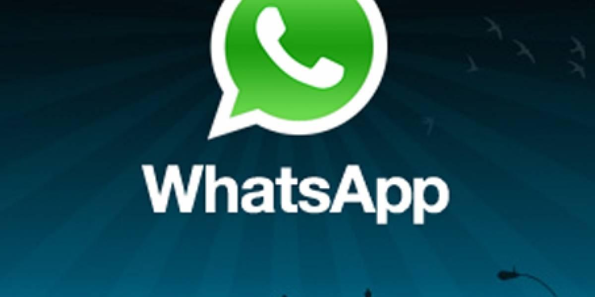 "Actualización de ""Whatsapp"" para iPhone permite chats grupales"
