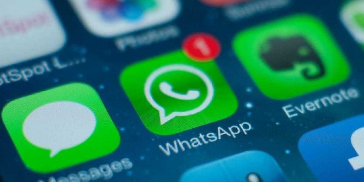 Cuidado con los mensajes falsos sobre atentados en París que circulan en WhatsApp