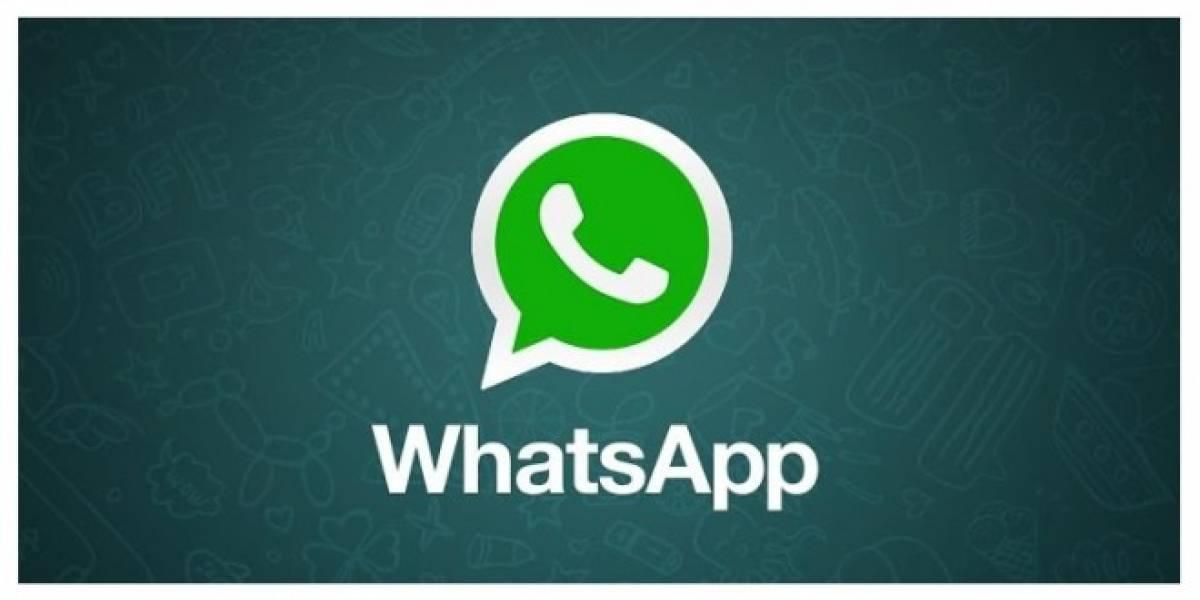 Versión beta de WhatsApp para Android permite silenciar totalmente las notificaciones de grupos