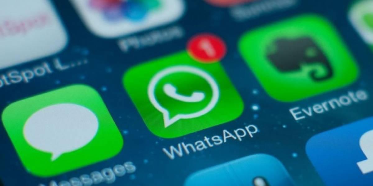 WhatsApp ya permite enviar documentos en su versión de escritorio