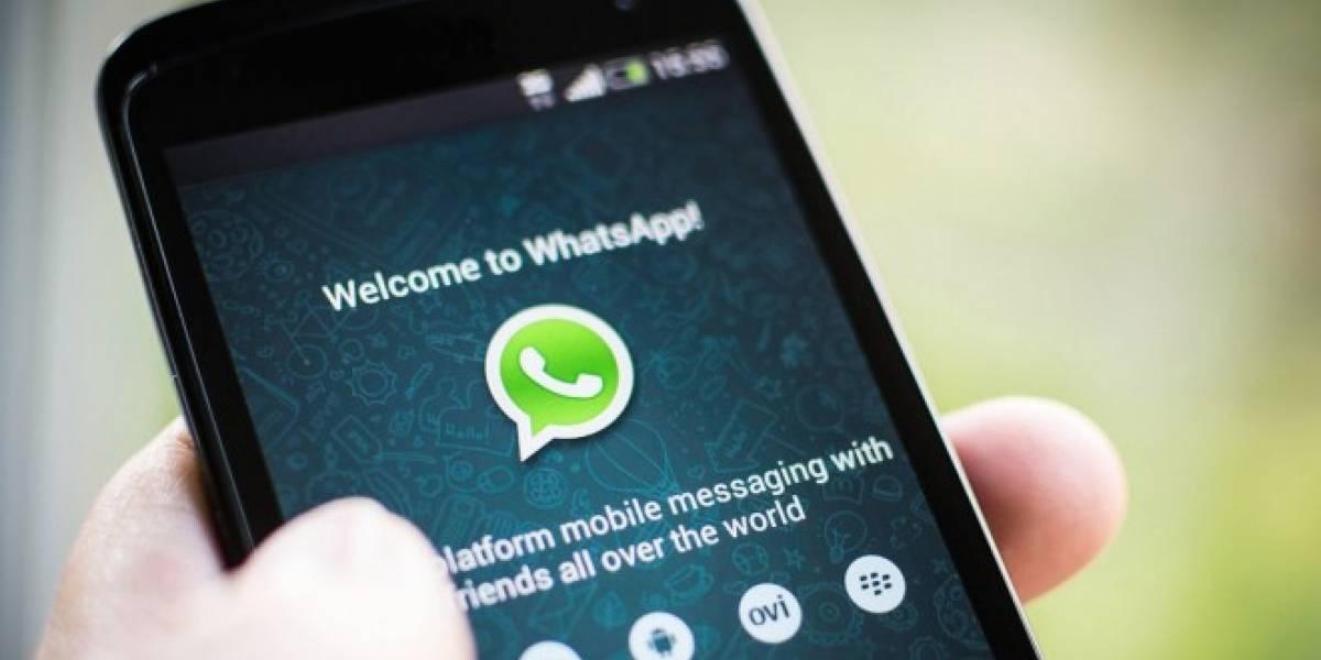WhatsApp pule su interfaz con énfasis en encriptación de mensajes