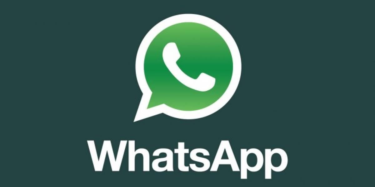 WhatsApp te notificará si tu mensaje fue leído o no