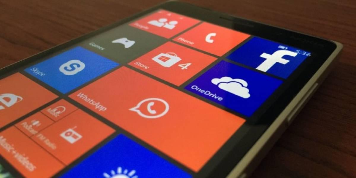 Surge más evidencia de las llamadas de voz de WhatsApp para Windows Phone