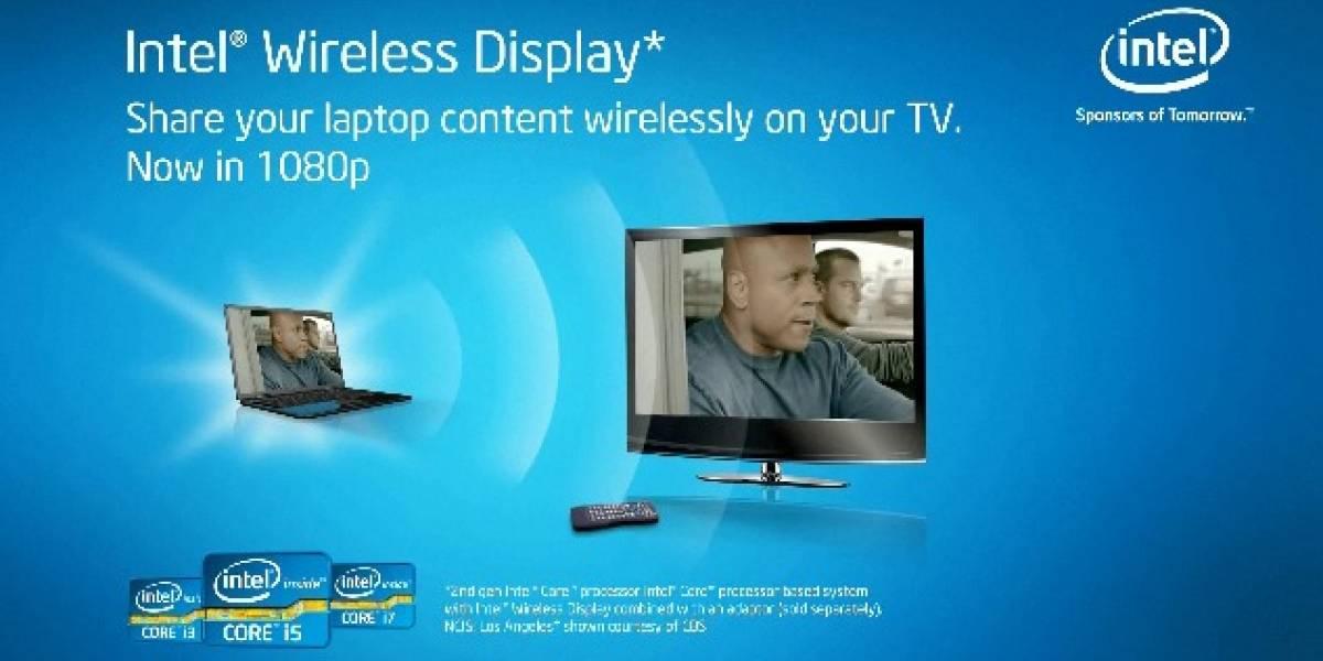 Intel estrena segunda generación de su estándar WiDi