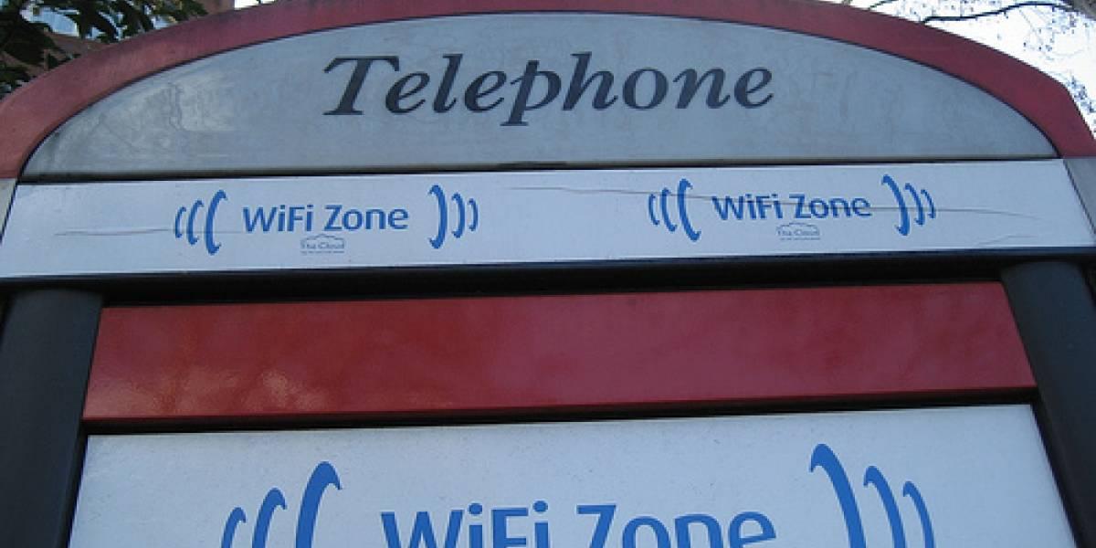 Telefónica instalará 450 puntos de acceso WiFi gratuitos en el Reino Unido