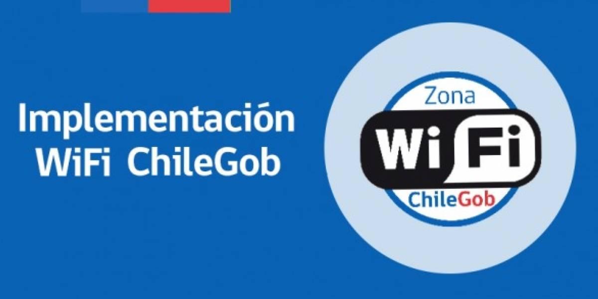 Programa WiFi Chile Gob beneficiará a 12 regiones del país incluyendo Santiago